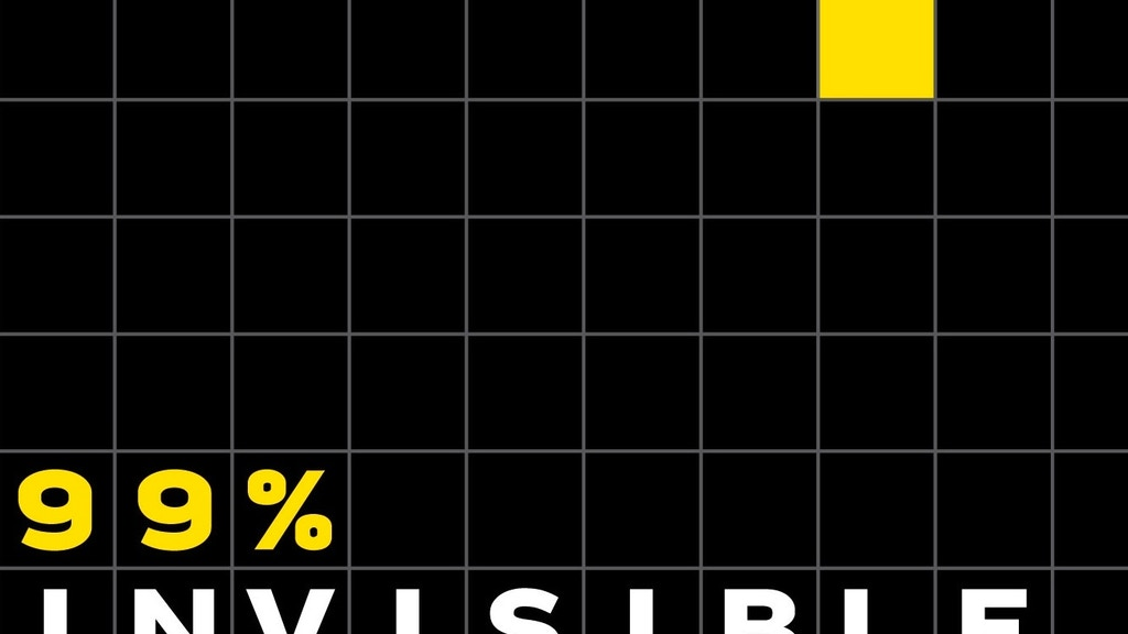 99% Invisible: Season 4- Weekly! project video thumbnail
