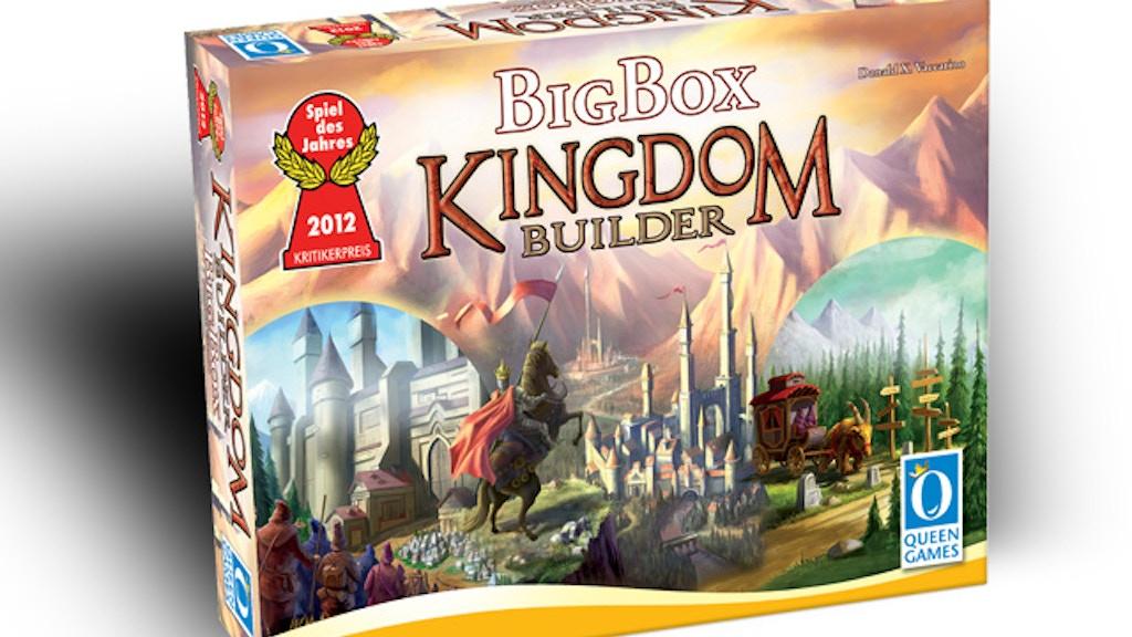 Kingdom Builder Big Box Kickstarter Edition project video thumbnail