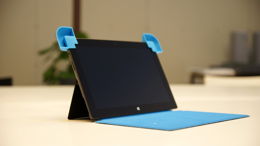 Ears for the Surface Tablets project video thumbnail