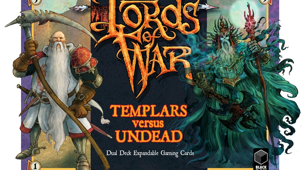 Lords of War: Templars versus Undead project video thumbnail