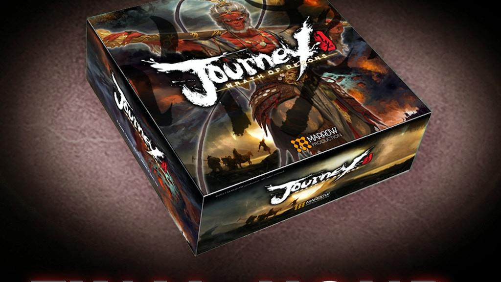 Miniature de la vidéo du projet Journey: Wrath of Demons