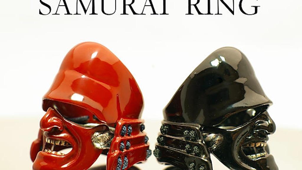 Samurai Ring -  Yoroi Armor Jewelry to Awaken Your Spirit project video thumbnail