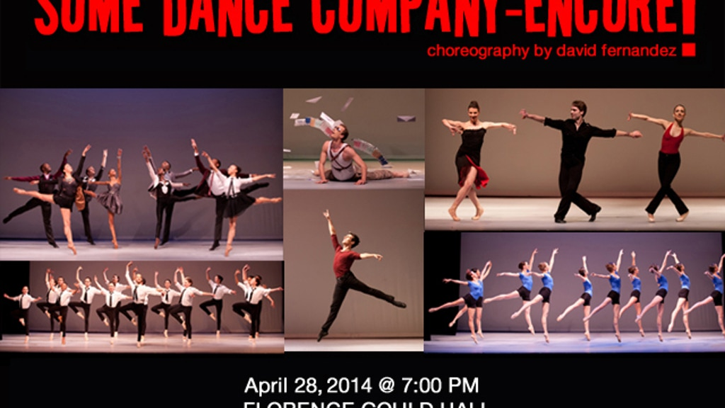 Some Dance Company - Encore!  2014 project video thumbnail