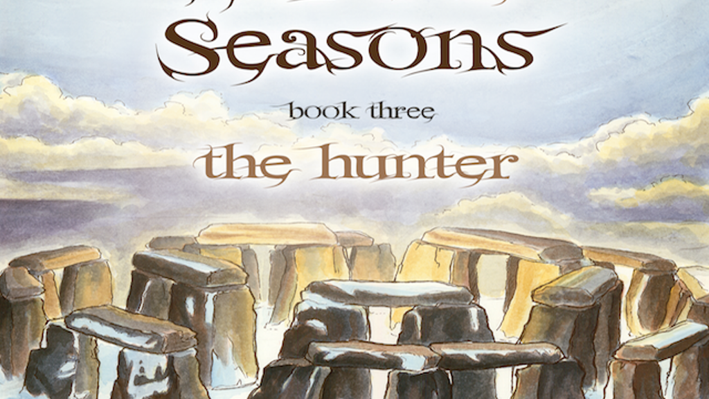 War of the Seasons, a fantasy trilogy by Janine K. Spendlove project video thumbnail