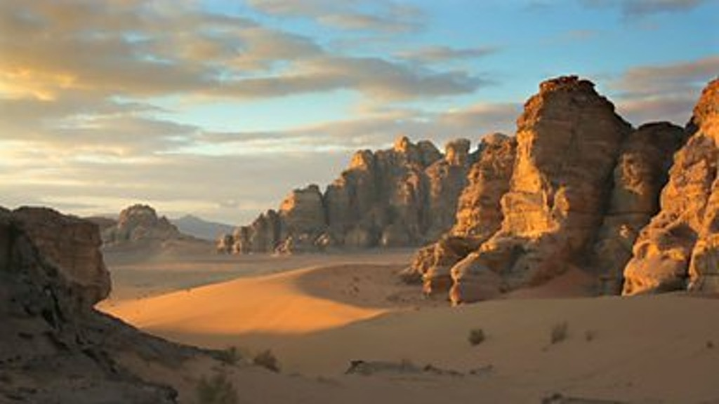 Exploring the Empty Quarter (Oman) - Photography and Art project video thumbnail