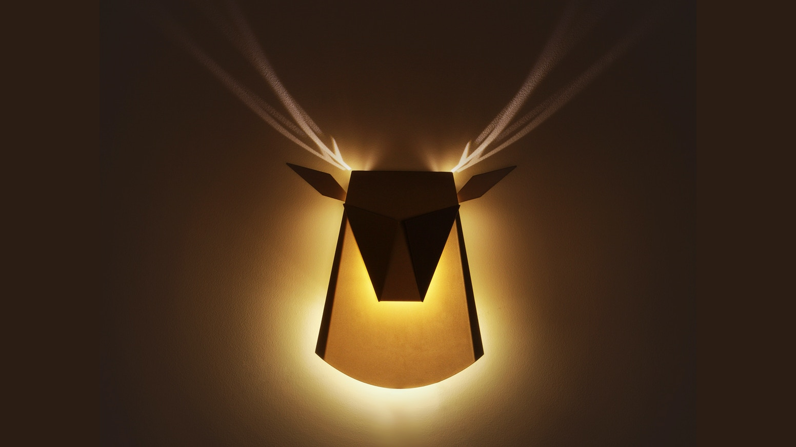 Led night light kickstarter - An Elegant Aluminum Wall Led Light Fixture The Light S Magical Effect Completes The Icon Adding Instant Ambiance To Any Space