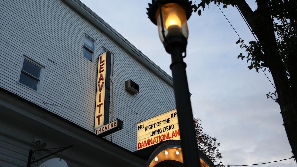 The Leavitt Theatre, Ogunquit: Digital or Dark project video thumbnail