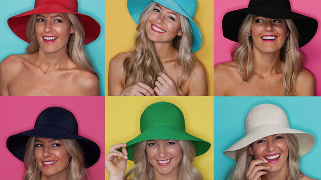 Packable, Fashionable & Protective; the ULTIMATE sun hat. project video thumbnail
