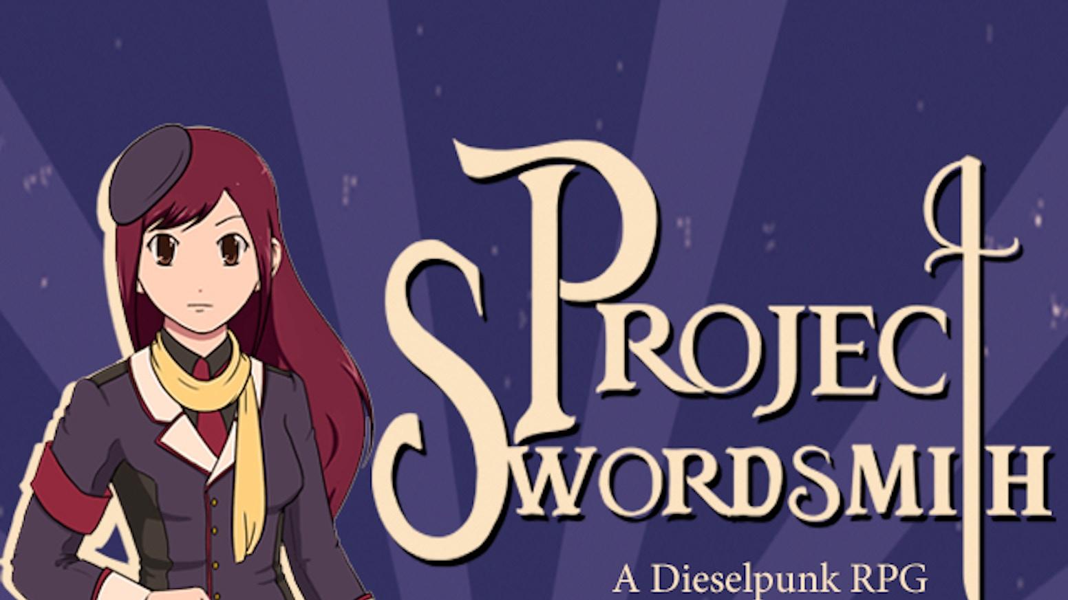 4db54dd37178 Project Swordsmith by DuCiel Spitzfaden — Kickstarter