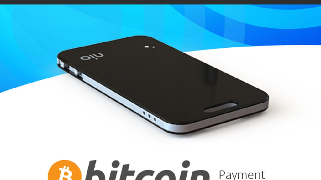 Project image for nio Card - The world's first Bitcoin payment smartcard