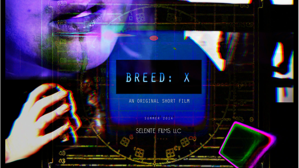 BREED: X, A Short Film project video thumbnail