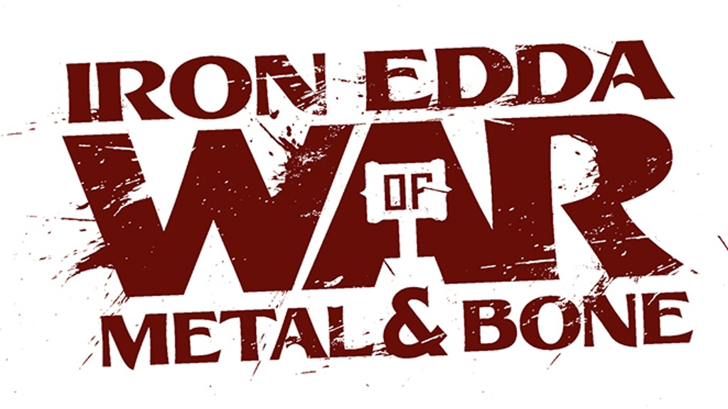 Iron Edda: War of Metal and Bone - for Fate Core™ project video thumbnail