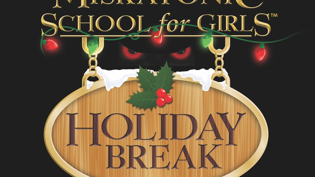 The Miskatonic School for Girls: Holiday Break Expansion project video thumbnail