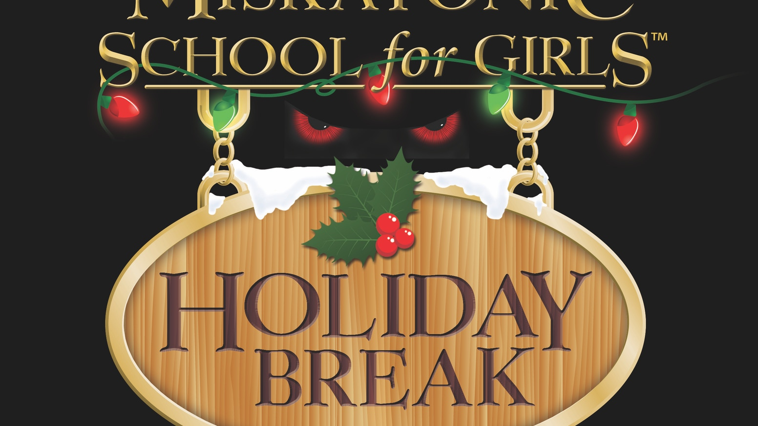 It's holiday time at the Miskatonic School for Girls. Experience even more madness with the expansion to our bestselling game!