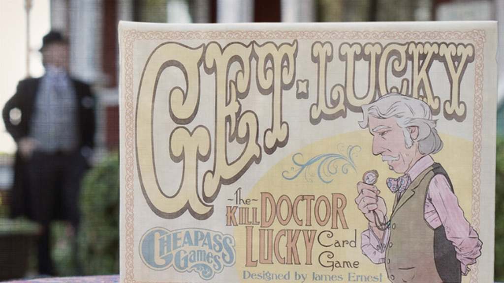 Get Lucky, the Kill Doctor Lucky Card Game project video thumbnail