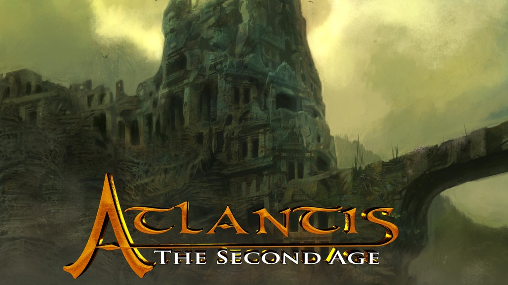 Atlantis: Geographica RPG supplement project video thumbnail