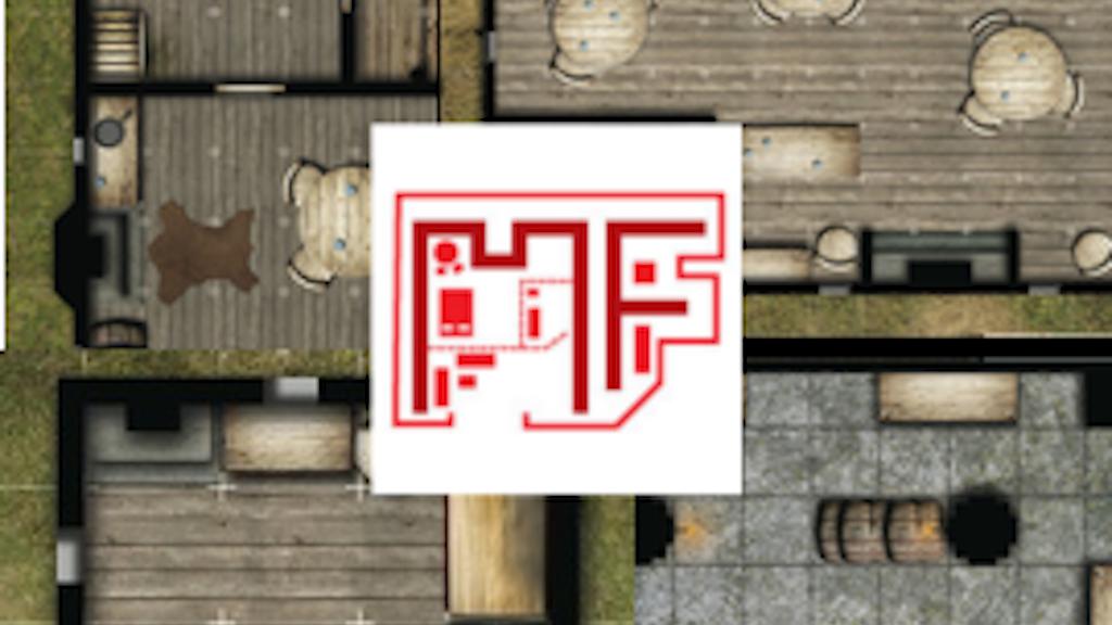 Map Flats - Vinyl tabletop RPG Maps. project video thumbnail