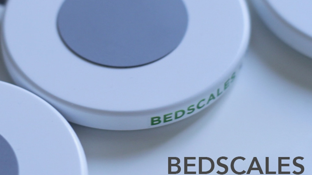 Project image for Bedscales  - Effortless sleep and weight tracking