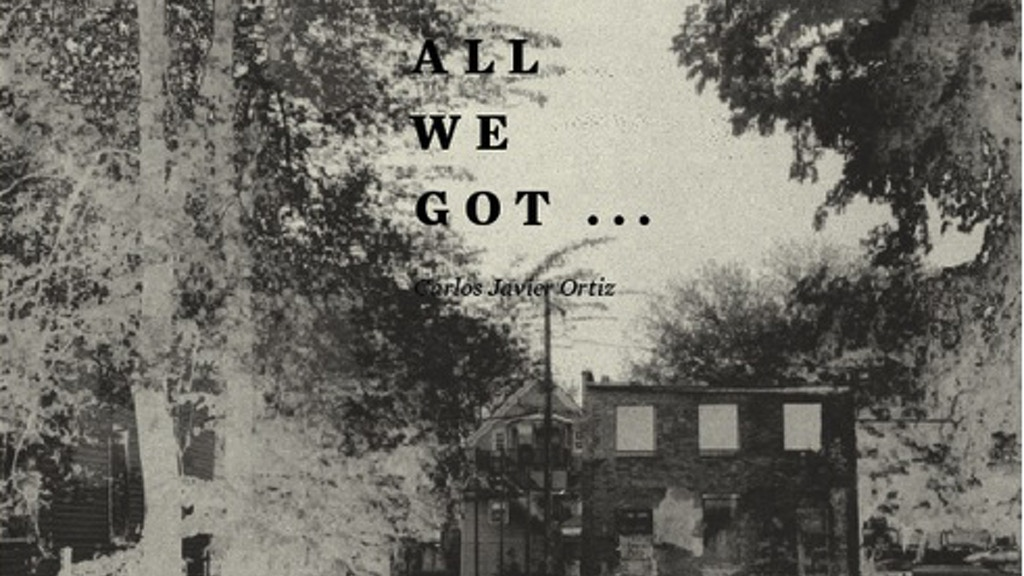 We All We Got project video thumbnail