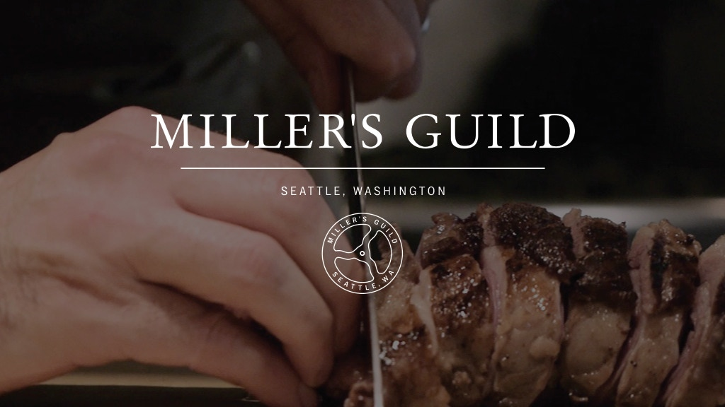 Miller's Guild: Beef, Butchery and Booze Programs project video thumbnail