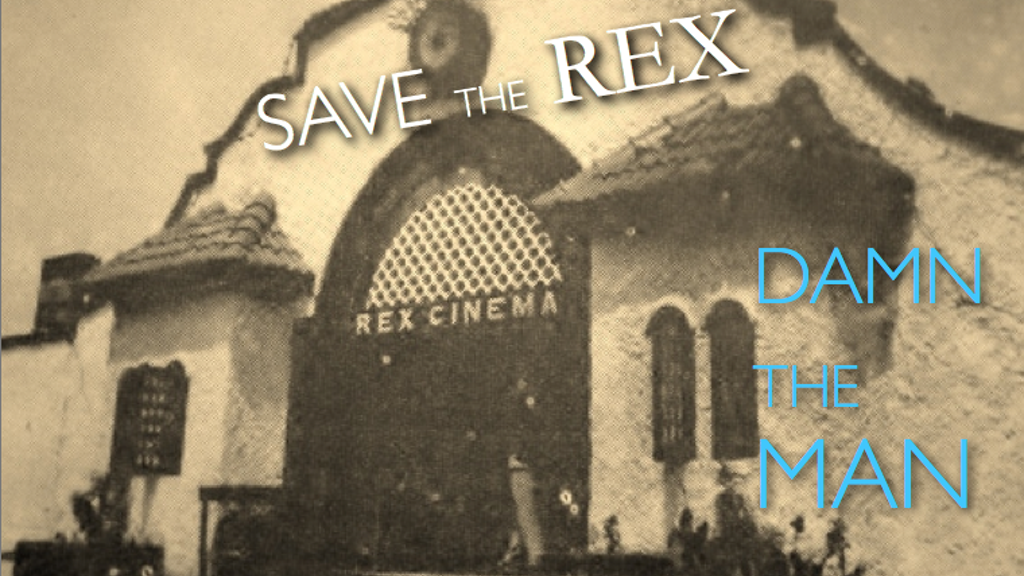 Damn the Man, Save the Rex! project video thumbnail