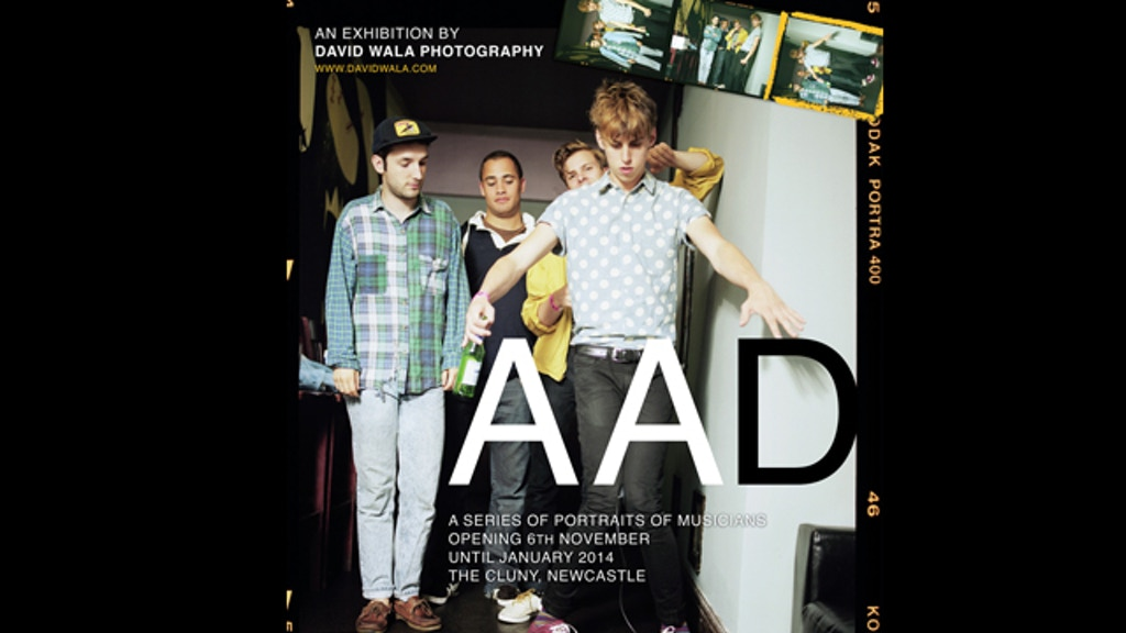 A. A. D. Photography Exhibition project video thumbnail