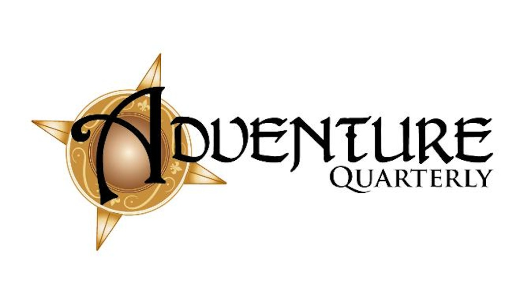 Adventure Quarterly: A Pathfinder Periodical project video thumbnail
