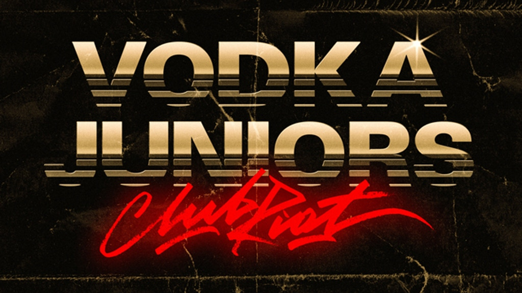 New Triple Album | Vodka Juniors project video thumbnail