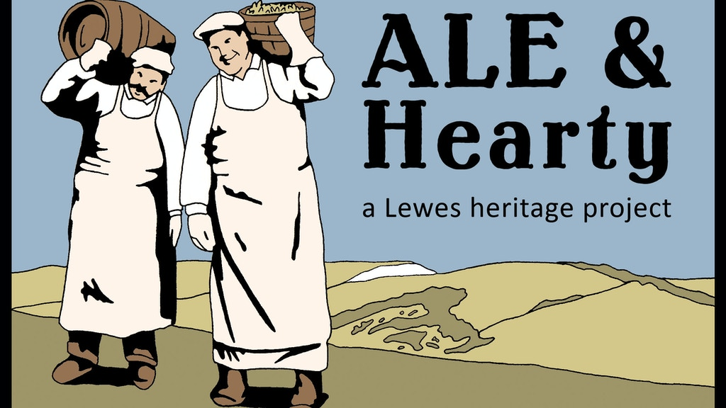Ale Tales: Ale and Hearty brewing heritage book project video thumbnail
