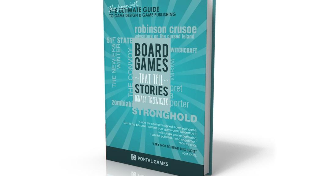 Boardgames That Tell Stories by Ignacy Trzewiczek project video thumbnail