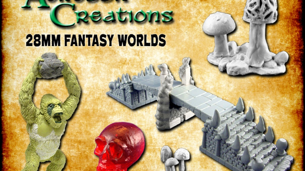 Fantasy Worlds project video thumbnail