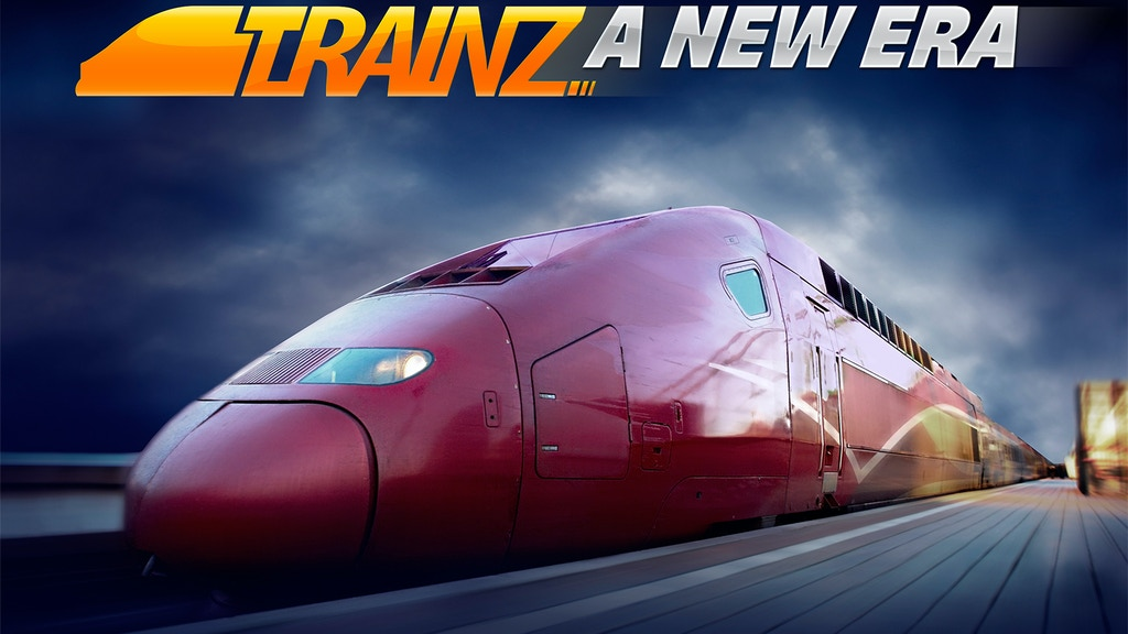 Trainz Simulator: A New Era - Create, Drive, Operate, Share project video thumbnail