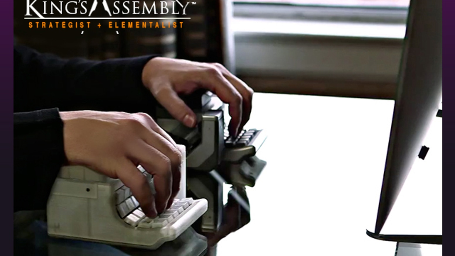 King's Assembly - A Computer Mouse Full Of Awesome by Solid