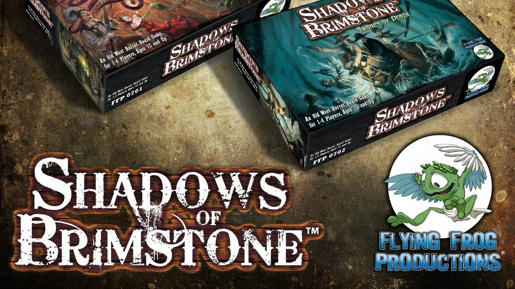 Shadows of Brimstone project video thumbnail