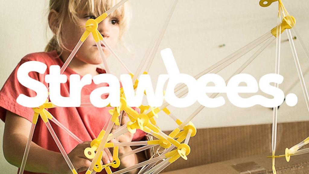 STRAWBEES - dream BIG, build BIGGER! project video thumbnail