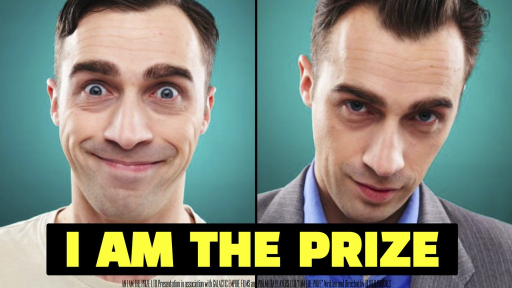 I AM THE PRIZE - the Comedy Feature about Pick-Up Artists! project video thumbnail