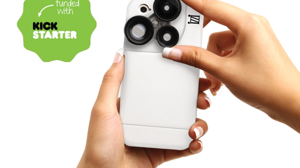 iZZi Slim-The Most Advanced Camera Enhancement For iPhones project video thumbnail
