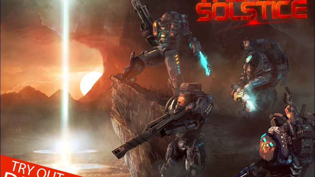The Red Solstice project video thumbnail