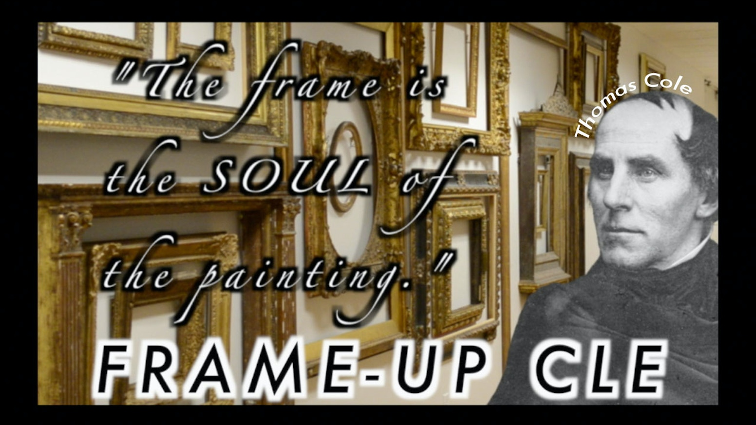 Frame-Up CLE by the Cleveland Museum of Art — Kickstarter