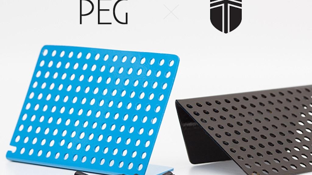 Peg project video thumbnail