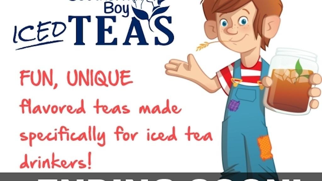 Southern Boy Teas Iced Teas By Frank Horbelt Kickstarter