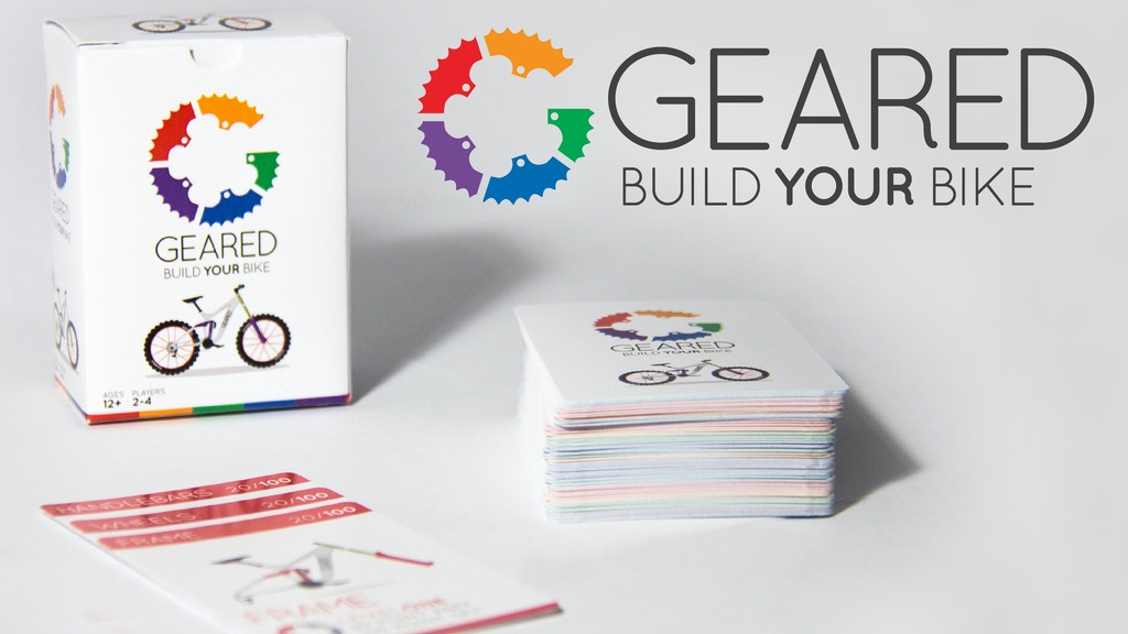 Geared - Build Your Bike project video thumbnail
