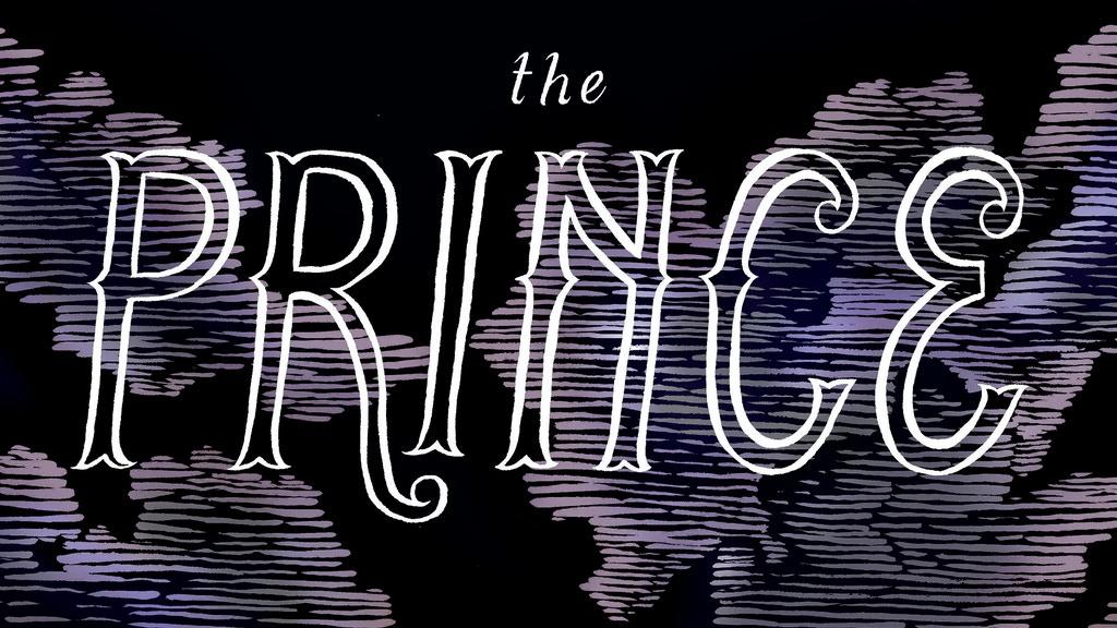 The Prince: an illustrated children's book project video thumbnail