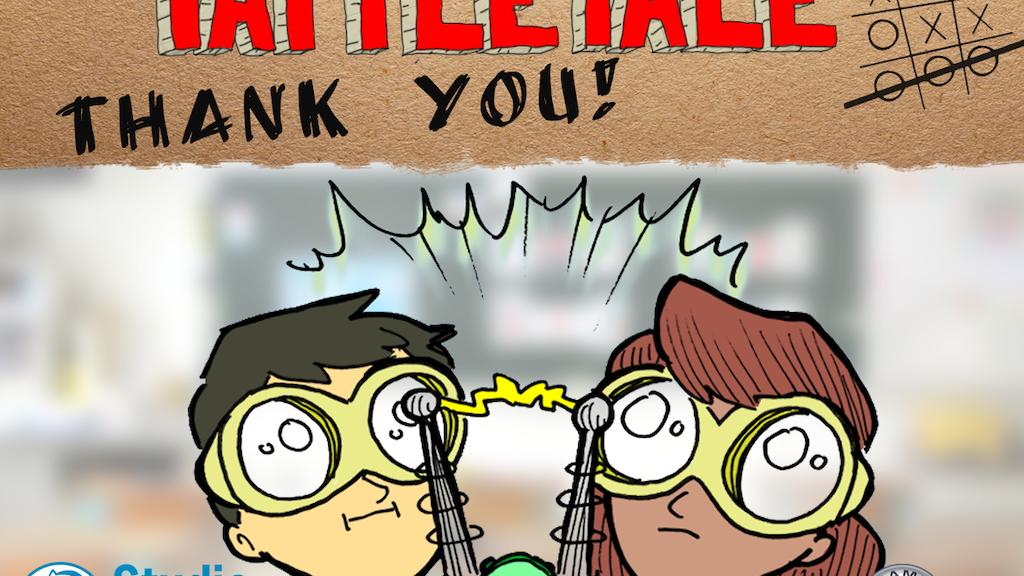Tattletale project video thumbnail