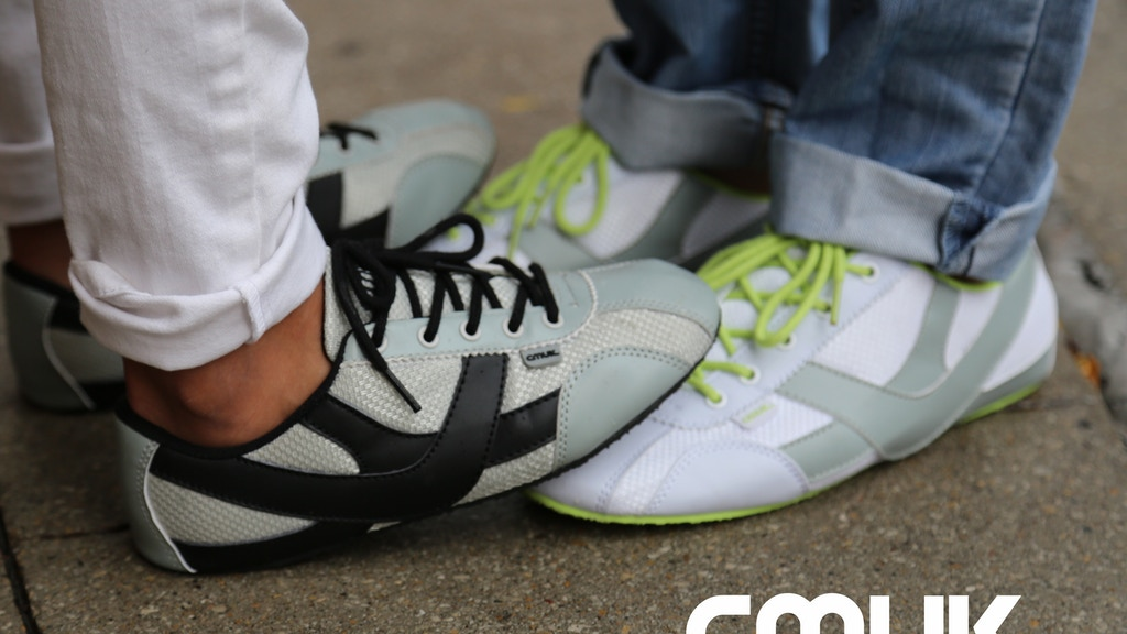 CMUK. Shoes: Take on Life Feet First. project video thumbnail