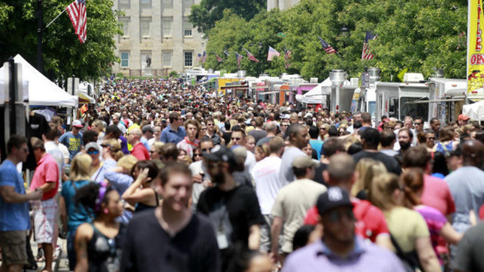 Startup Funds For 2014 Downtown Raleigh Food Truck Rodeo