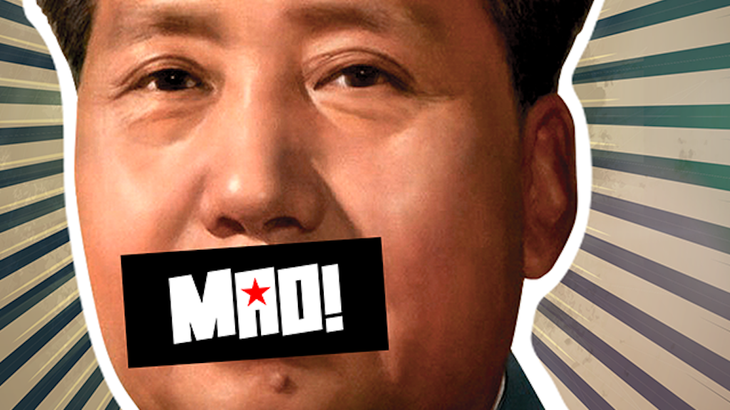 Shut Your Mao! project video thumbnail