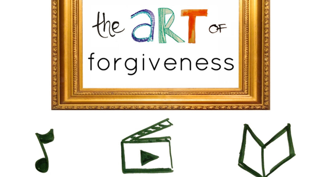 The Art of Forgiveness: Forgive, Create, Collaborate project video thumbnail