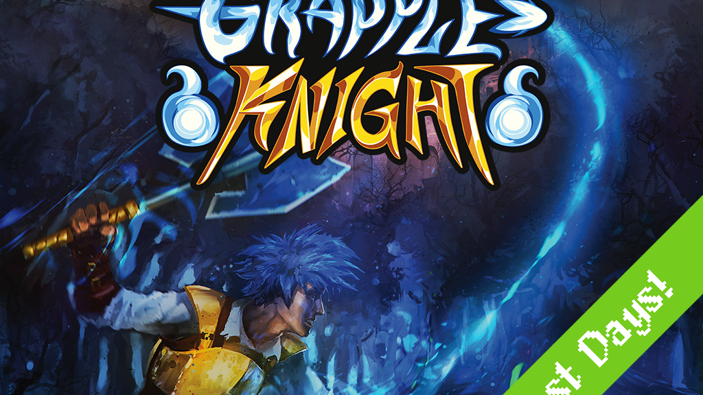 Grapple Knight project video thumbnail