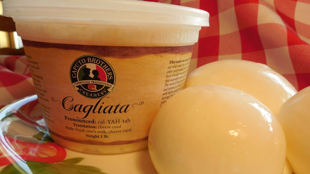 We're bringing our cultured mozzarella curd to your kitchen! project video thumbnail
